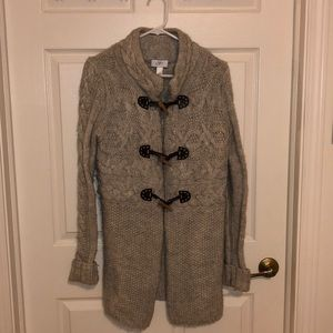 Loft Wool and Alpaca Sweater